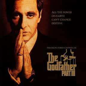 The Godfather Part III is listed (or ranked) 16 on the list The Best Gangster Movies of the 1990s
