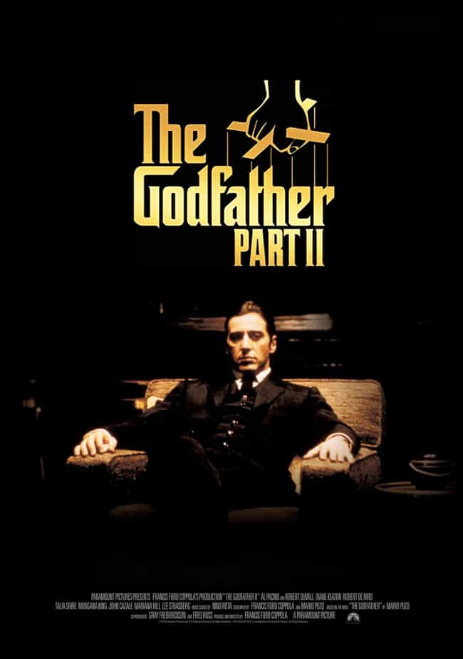 The Godfather Saga is listed (or ranked) 2 on the list What to Watch If You Love Empire