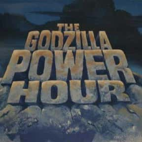 Godzilla is listed (or ranked) 11 on the list The Greatest TV Shows About Dinosaurs