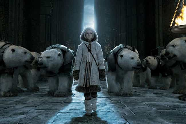 The Golden Compass is listed (or ranked) 1 on the list Movie Adaptations That Make A Lot More Sense If You've Read The Books