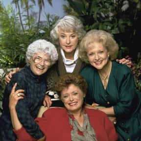 The Golden Girls is listed (or ranked) 11 on the list The Greatest Sitcoms in Television History