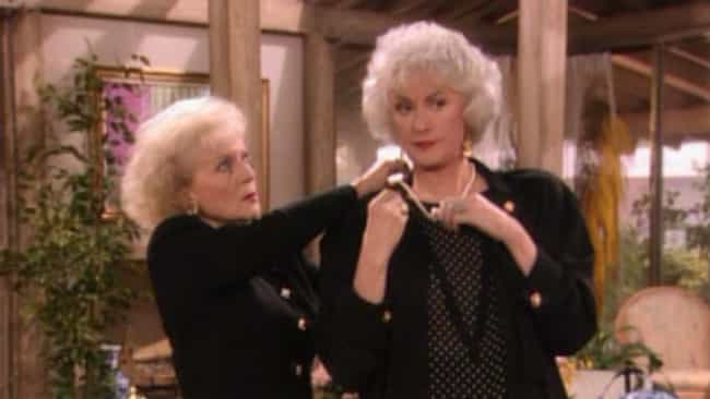 The Golden Girls is listed (or ranked) 4 on the list TV Shows with the Best Episode Names