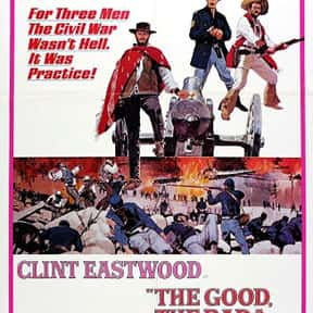 The Good, The Bad and The Ugly is listed (or ranked) 4 on the list The Best Western Movies Ever Made