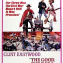 The Good, the Bad and the Ugly is listed (or ranked) 1 on the list The Best Western Movies Ever Made