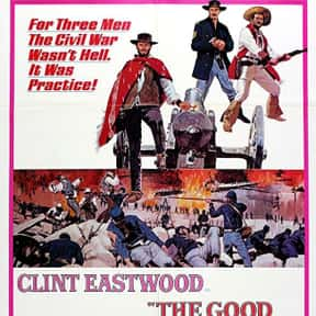 The Good, The Bad & The Ugly is listed (or ranked) 9 on the list The Greatest Film Scores of All Time