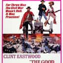 The Good, the Bad and the Ugly is listed (or ranked) 4 on the list The Greatest Film Scores of All Time