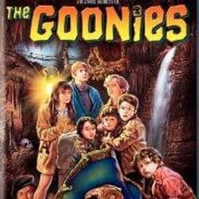 The Goonies is listed (or ranked) 1 on the list The Greatest Movies Of The 1980s, Ranked