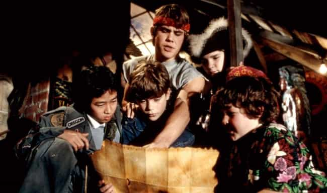 The Goonies is listed (or ranked) 1 on the list Kid Friend Gangs from Film and TV You Wish You Were Part Of