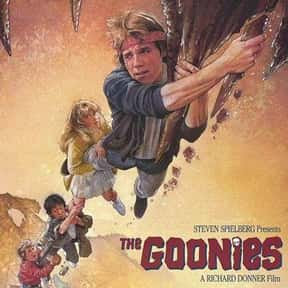 The Goonies is listed (or ranked) 7 on the list The Most Inspirational Movies Ever