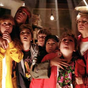 The Goonies is listed (or ranked) 2 on the list Great Mystery Movies the Whole Family Will Enjoy