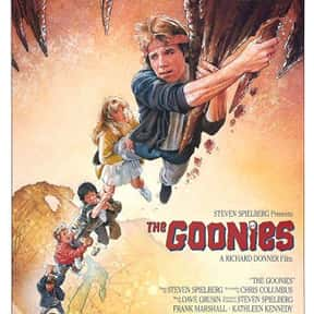 The Goonies is listed (or ranked) 6 on the list The Best Rainy Day Movies