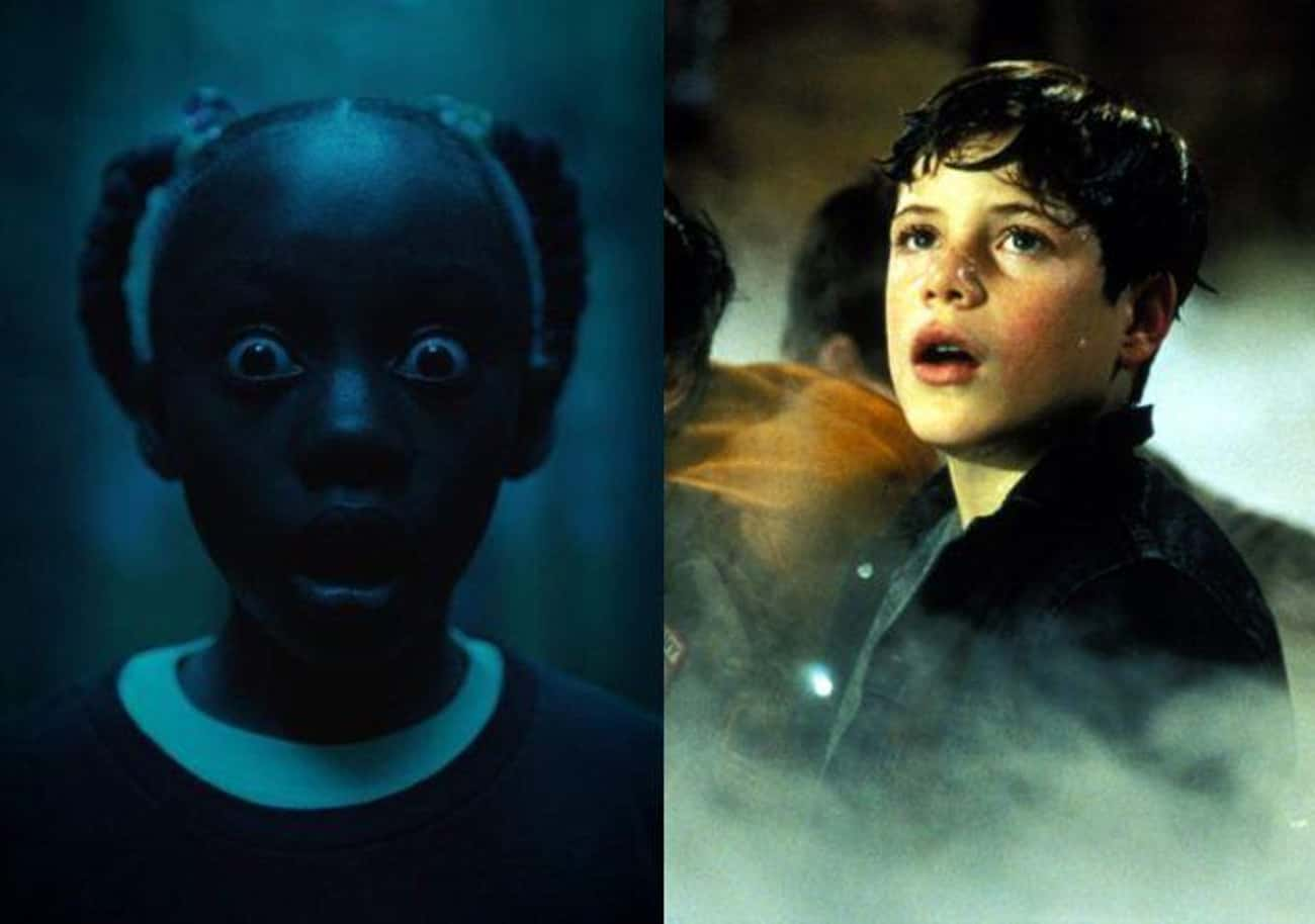 The Goonies is listed (or ranked) 3 on the list All The Horror Inspirations And Easter Eggs Hidden Throughout 'Us'