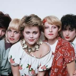 The Go-gos is listed (or ranked) 20 on the list The Greatest Chick Rock Bands Ever