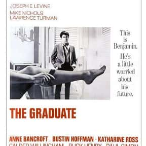The Graduate is listed (or ranked) 3 on the list The Best Oscar-Nominated Movies of the 1960s