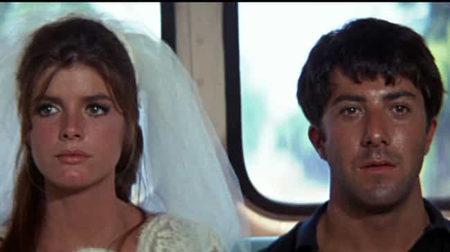 The Graduate is listed (or ranked) 3 on the list Movies You Never Realized Have Super Bleak Endings