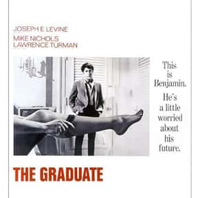 The Graduate is listed (or ranked) 6 on the list The Best Movies About Infidelity