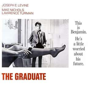 The Graduate is listed (or ranked) 21 on the list The Top Grossing Movies of All Time (Adjusted for Inflation)