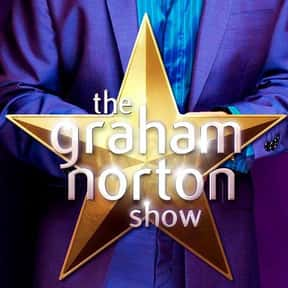The Graham Norton Show is listed (or ranked) 1 on the list The Greatest Talk Shows of All Time