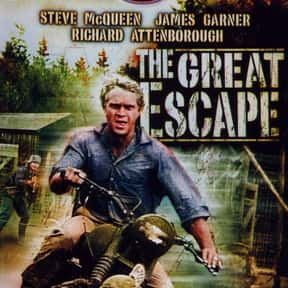 The Great Escape is listed (or ranked) 23 on the list The Best Ensemble Movies
