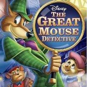 The Great Mouse Detective is listed (or ranked) 14 on the list Disney Movies That Will Make You Laugh