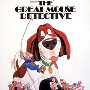The Great Mouse Detective is listed (or ranked) 14 on the list The Best Disney Movies Starring Animals