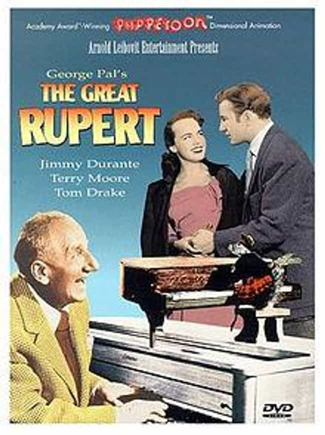The Great Rupert is listed (or ranked) 4 on the list The Best '50s Christmas Movies