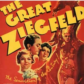 The Great Ziegfeld is listed (or ranked) 23 on the list The Best Musical Movies Nominated for Best Picture