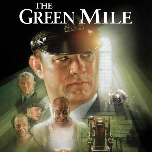 The Green Mile is listed (or ranked) 3 on the list The Best Movies Based on Stephen King Books