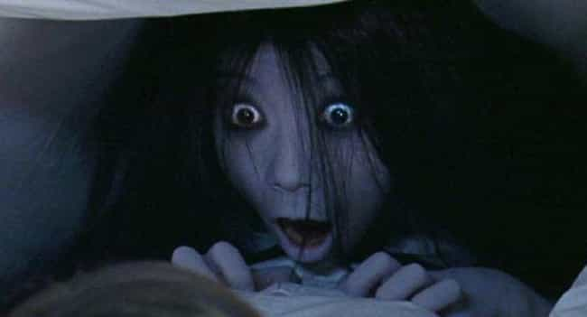 The Grudge is listed (or ranked) 1 on the list Non R-Rated Horror Movies As Scary As Anything