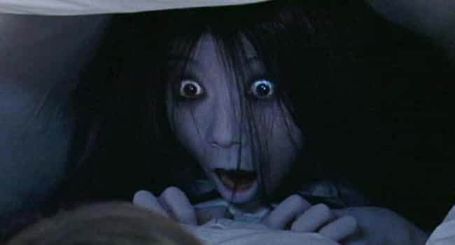 The Grudge is listed (or ranked) 2 on the list 11 American Horror Movies Based On Much More Terrifying Asian Versions