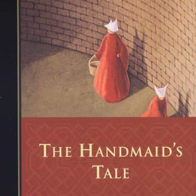 The Handmaid's Tale is listed (or ranked) 3 on the list The 13 Best Dystopian Novels