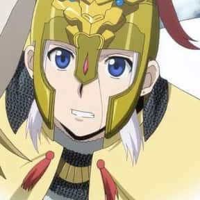The Heroic Legend Of Arslan is listed (or ranked) 10 on the list The Best High Fantasy Anime