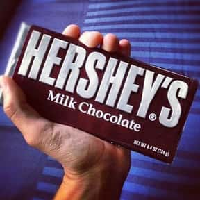 Hershey is listed (or ranked) 3 on the list The Best Chocolate Companies