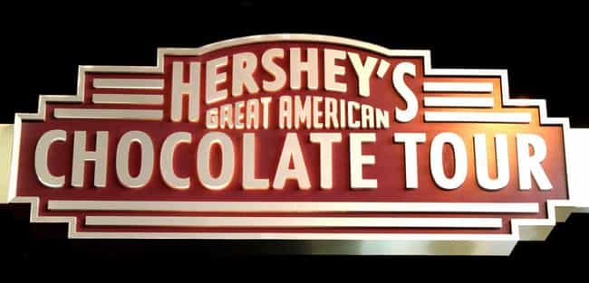 The Hershey Company is listed (or ranked) 1 on the list Companies With Kid-Friendly Factory Tours