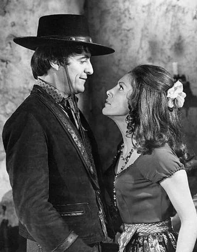 The High Chaparral is listed (or ranked) 4 on the list The Most Accurate TV Shows About The Wild West