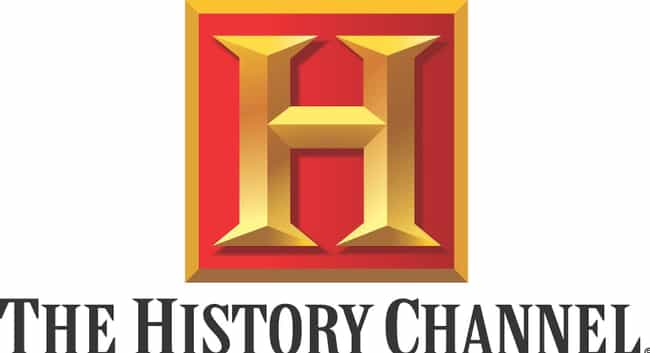 The History Channel is listed (or ranked) 4 on the list 8 TV Channels That Forgot What They're About