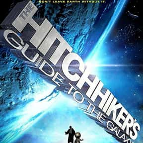 The Hitchhiker's Guide to  is listed (or ranked) 18 on the list The Best Geek Movies