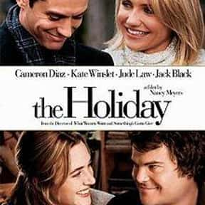 The Holiday is listed (or ranked) 2 on the list The Best Movies About Dating In Your 40s