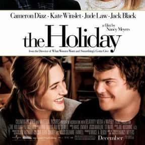 The Holiday is listed (or ranked) 14 on the list The Best Jack Black Movies