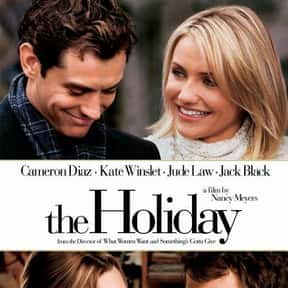 The Holiday is listed (or ranked) 24 on the list The Greatest Romantic Comedies Of All Time