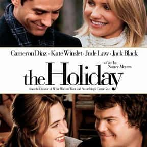 The Holiday is listed (or ranked) 5 on the list The Best Kate Winslet Movies