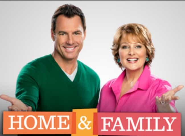 Home and Family is listed (or ranked) 7 on the list The Best Hallmark Channel TV Shows