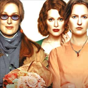 The Hours is listed (or ranked) 12 on the list The Best Meryl Streep Movies