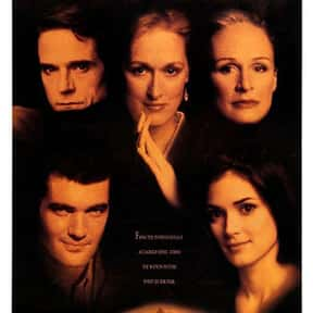 The House of the Spirits is listed (or ranked) 25 on the list The Best Meryl Streep Movies