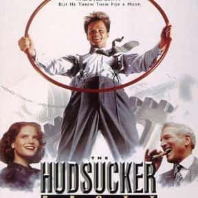 The Hudsucker Proxy is listed (or ranked) 25 on the list The Best Comedies About the Workplace