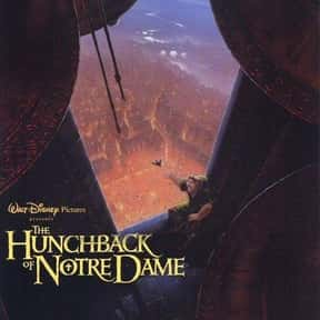 The Hunchback of Notre Dame is listed (or ranked) 23 on the list The Highest-Grossing G Rated Movies Of All Time