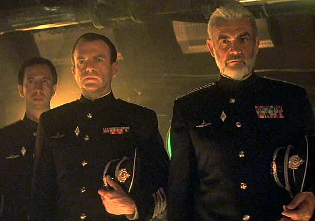 The Hunt for Red October is listed (or ranked) 5 on the list The 15 Best Movies About Suicide (or Seemingly Suicidal) Missions