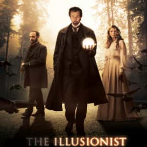 The Illusionist is listed (or ranked) 25 on the list The Best Mindf*ck Movies