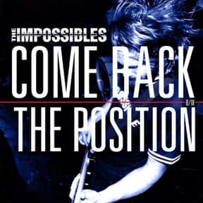 The Impossibles is listed (or ranked) 21 on the list Austin Indie Rock Bands List