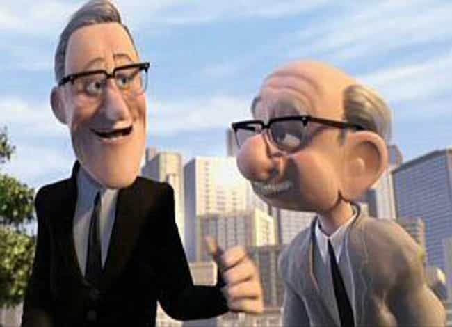 The Incredibles is listed (or ranked) 2 on the list 20 Cool Movie Details We Found This Week That Made Us Say, 'Damn, That's Interesting'